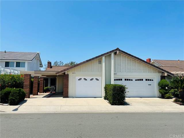 18771 Paseo Picasso, Irvine, CA 92603 (MLS #OC21157621) :: CARLILE Realty & Lending