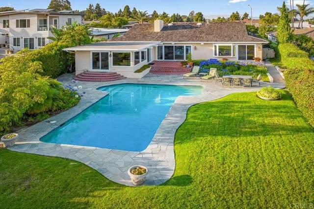 6154 Soledad Mountain Road, La Jolla, CA 92037 (#NDP2108467) :: Realty ONE Group Empire