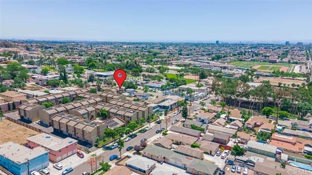 2254 Gaviota Avenue #22, Signal Hill, CA 90755 (#DW21157543) :: Eight Luxe Homes