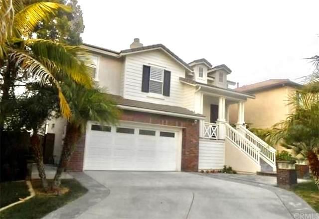 13907 Highlander Road, La Mirada, CA 90638 (#SB21158986) :: Jett Real Estate Group