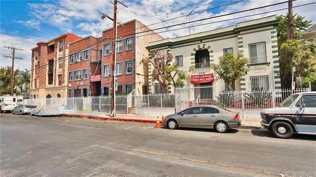 2749 San Marino Street, Los Angeles (City), CA 90006 (#SR21158726) :: RE/MAX Masters