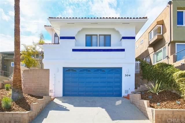 304 Neptune Ave, Encinitas, CA 92024 (#NDP2108468) :: Jett Real Estate Group
