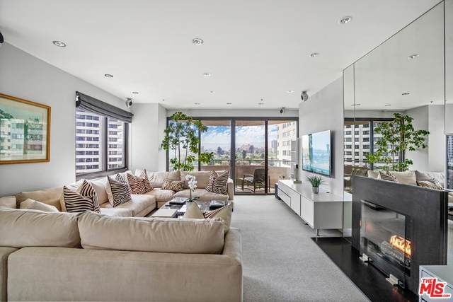 10560 Wilshire Boulevard #1101, Los Angeles (City), CA 90024 (#21763248) :: The Miller Group