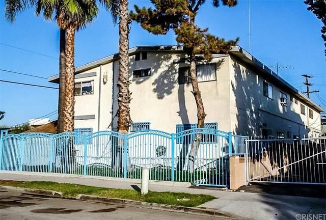 11347 Emelita Street, North Hollywood, CA 91601 (#SR21159112) :: Doherty Real Estate Group
