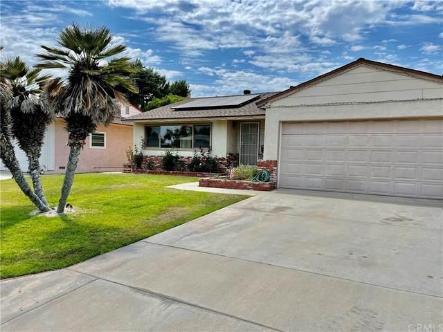 14521 Gandesa Road, La Mirada, CA 90638 (#PW21158848) :: Jett Real Estate Group
