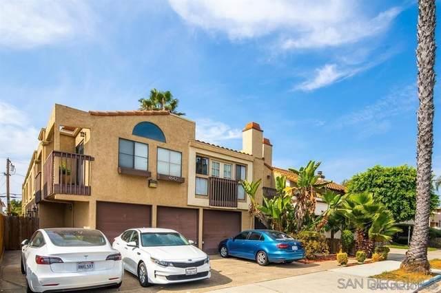 4642 Utah Street #4, San Diego, CA 92116 (#210020444) :: Jett Real Estate Group