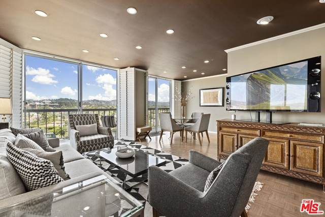 10751 Wilshire Boulevard #1208, Los Angeles (City), CA 90024 (#21762884) :: Realty ONE Group Empire