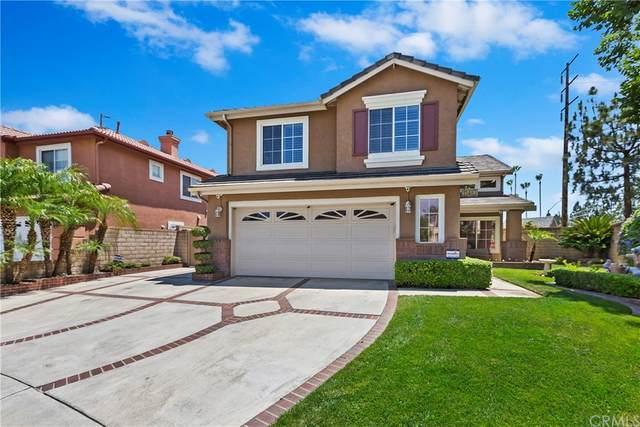 11463 Amelia Drive, Rancho Cucamonga, CA 91701 (MLS #CV21157388) :: CARLILE Realty & Lending
