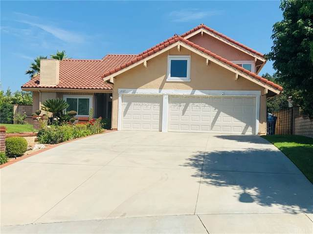 2327 Ruth Court, Rowland Heights, CA 91748 (#WS21157235) :: Jett Real Estate Group
