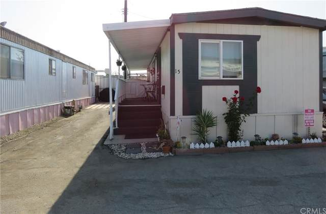 1201 W 228th Street #15, Torrance, CA 90502 (#DW21159178) :: Mark Nazzal Real Estate Group