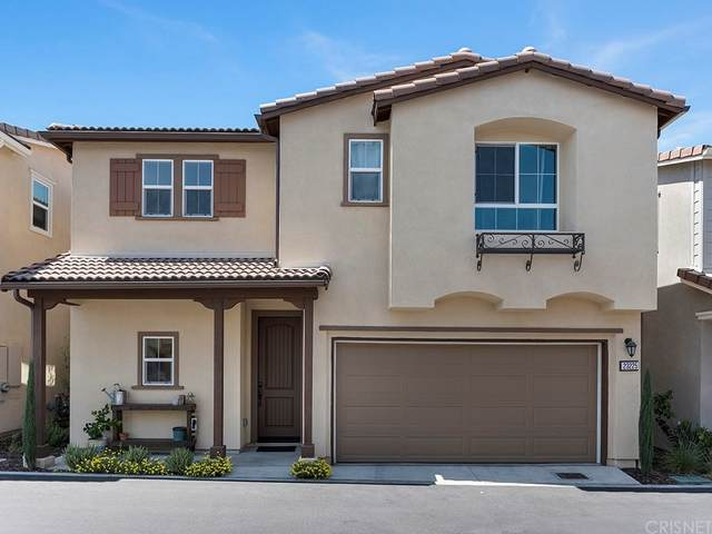 23225 W Canterbury Way, West Hills, CA 91307 (#SR21159278) :: Doherty Real Estate Group