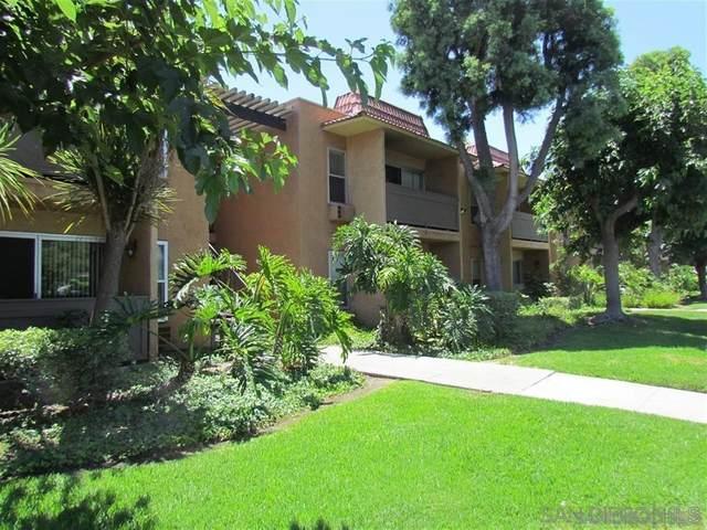 6911 Alvarado Rd #23, San Diego, CA 92120 (#210020448) :: Zen Ziejewski and Team