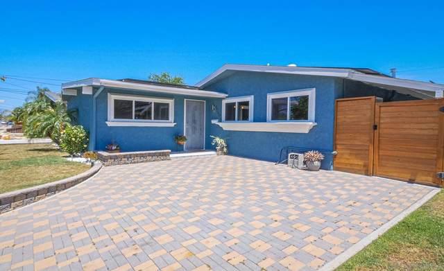 4549 Southampton Street, San Diego, CA 92117 (#210020450) :: Jett Real Estate Group