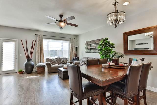 1165 Latigo Cove #4, Chula Vista, CA 91915 (#PTP2105099) :: Jett Real Estate Group