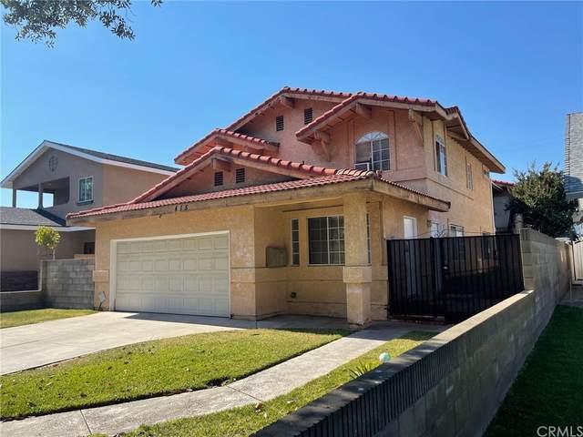 415 W Center Street, Covina, CA 91723 (#TR21159349) :: Latrice Deluna Homes