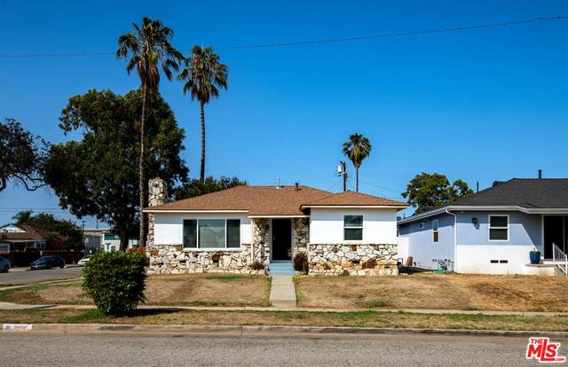 11600 Christopher Avenue, Inglewood, CA 90303 (#21762636) :: The Kohler Group