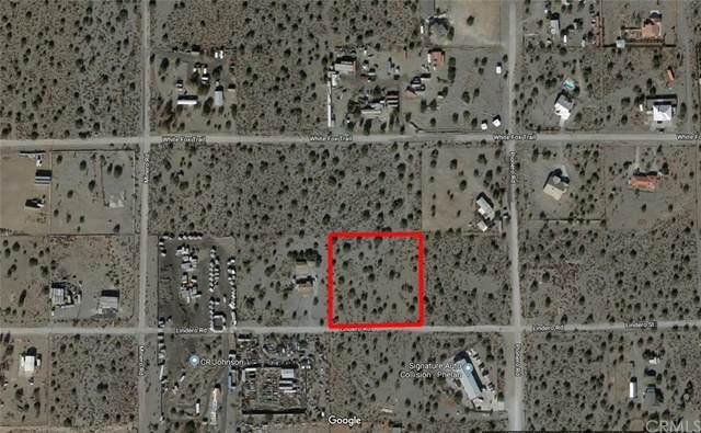 0 Lindero, Pinon Hills, CA 92372 (#PW21159374) :: Robyn Icenhower & Associates