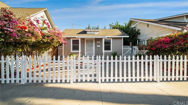 418 W 10th Street, Long Beach, CA 90813 (#SB21159384) :: Team Tami