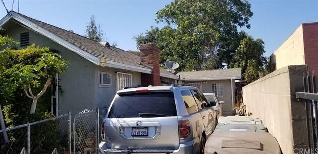 10945 Elliott Avenue, El Monte, CA 91733 (#TR21159413) :: Steele Canyon Realty