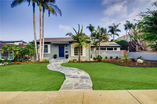 3905 Centraloma Drive, San Diego, CA 92107 (#SW21155407) :: Cochren Realty Team | KW the Lakes