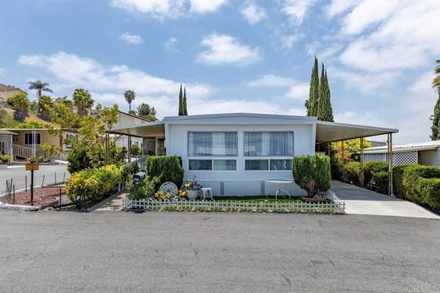 718 Sycamore Avenue #156, Vista, CA 92083 (#NDP2108486) :: Latrice Deluna Homes