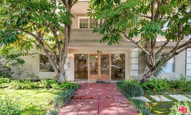 855 S Wooster Street #406, Los Angeles (City), CA 90035 (#21763442) :: The Kohler Group