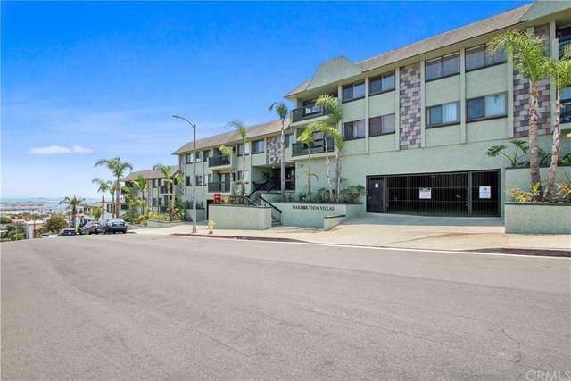 741 W 24th Street #1, San Pedro, CA 90731 (#SB21158075) :: Jett Real Estate Group