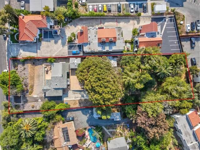 8640 Lemon Ave., La Mesa, CA 91941 (#210020461) :: The Costantino Group | Cal American Homes and Realty