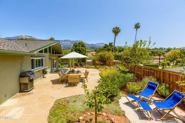 810 Fawn Place, Santa Barbara, CA 93105 (#V1-7265) :: Wendy Rich-Soto and Associates