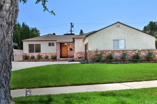 6714 Zelzah Avenue, Reseda, CA 91335 (#SR21159450) :: Latrice Deluna Homes