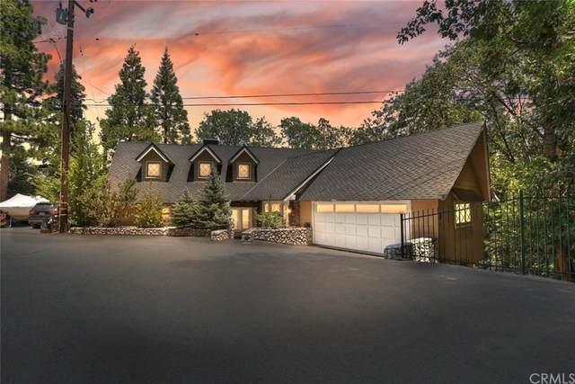 28790 Palisades Drive, Lake Arrowhead, CA 92352 (#EV21159499) :: Team Tami
