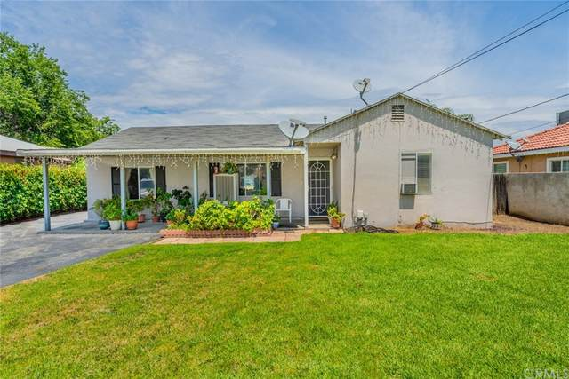 536 E Bonnie View Drive, Rialto, CA 92376 (#CV21159510) :: The Kohler Group