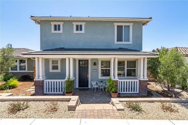 419 Junipero Way, San Luis Obispo, CA 93401 (#SC21154527) :: Eight Luxe Homes