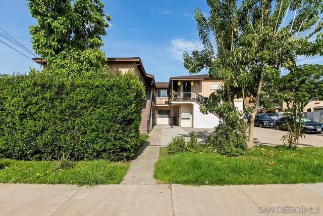128 S S 33Rd St, San Diego, CA 92113 (#210020469) :: Robyn Icenhower & Associates