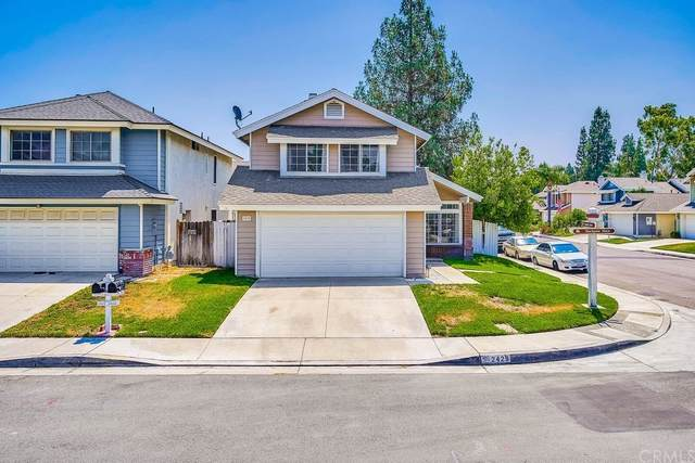 2429 Blackpine Place, Ontario, CA 91761 (#WS21158510) :: The Marelly Group   Sentry Residential