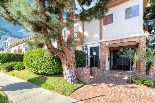 11959 Nebraska Avenue #214, Los Angeles (City), CA 90025 (#WS21159577) :: Team Forss Realty Group