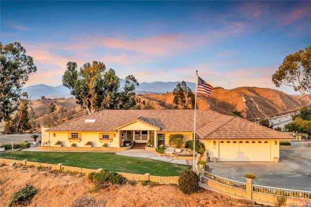 655 Golden West Drive, Redlands, CA 92373 (#EV21157217) :: The Miller Group