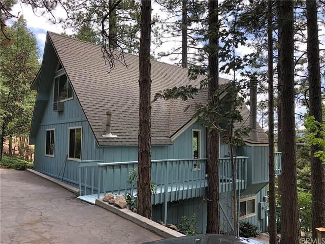 27294 Bernina Drive, Lake Arrowhead, CA 92352 (#PW21159500) :: Robyn Icenhower & Associates