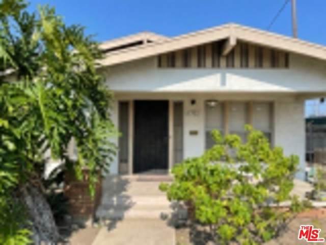 5752 S Victoria Avenue, Los Angeles (City), CA 90043 (#21760600) :: Latrice Deluna Homes
