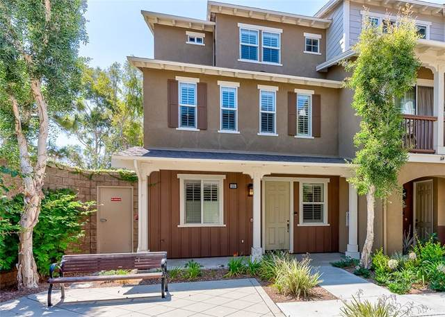 105 Liberty Street, Tustin, CA 92782 (#PW21159609) :: Hart Coastal Group