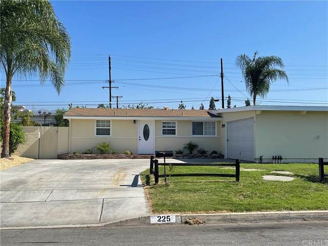 225 W Alcross Street, Covina, CA 91722 (#TR21155957) :: The Marelly Group | Sentry Residential
