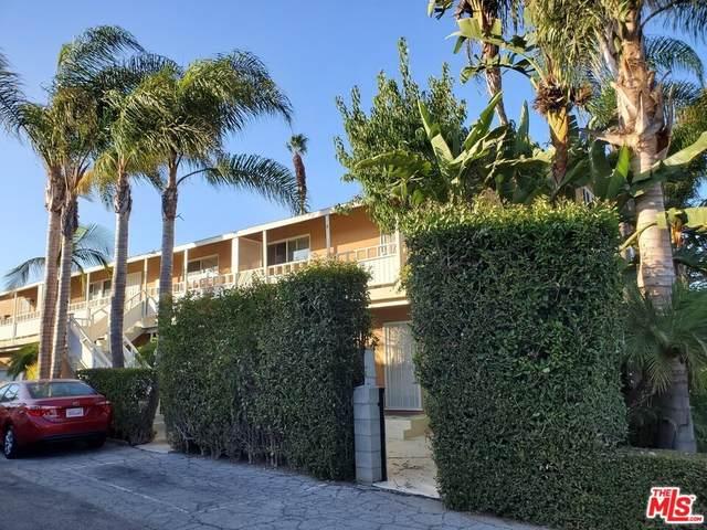11901 W Washington Boulevard, Culver City, CA 90066 (#21763530) :: Doherty Real Estate Group