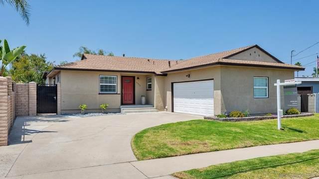 6942 Eldridge St, San Diego, CA 92120 (#210020479) :: Latrice Deluna Homes