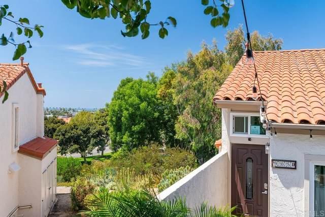 905 Caminito Estrada D, Carlsbad, CA 92011 (#NDP2108495) :: Swack Real Estate Group | Keller Williams Realty Central Coast