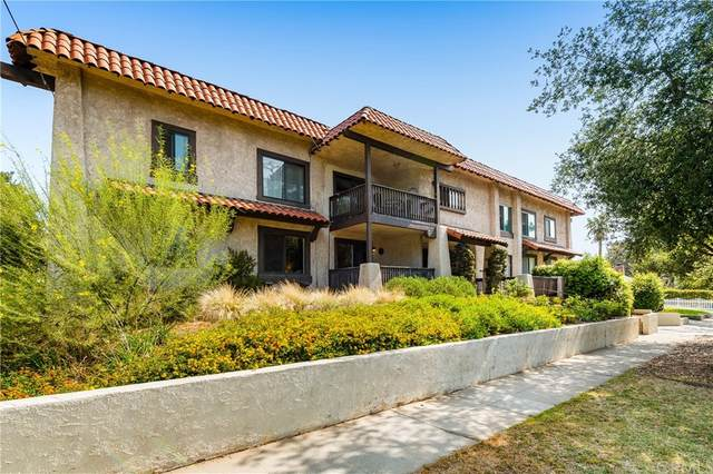2473 Oswego Street #1, Pasadena, CA 91107 (#CV21159167) :: The Miller Group