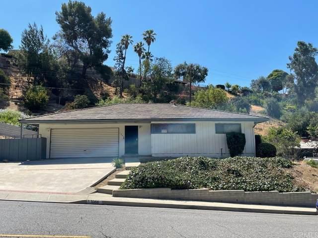 1066 S Grandridge Avenue, Monterey Park, CA 91754 (#AR21159637) :: Latrice Deluna Homes