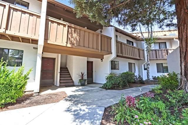 2201 Monroe Street #1203, Santa Clara, CA 95050 (#ML81853748) :: Team Forss Realty Group