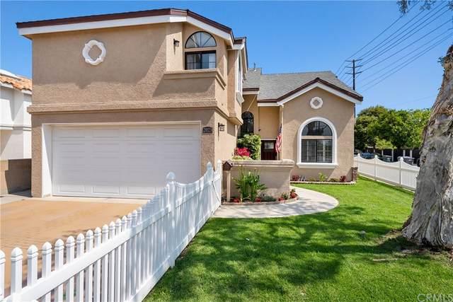 2023 Belmont Lane A, Redondo Beach, CA 90278 (MLS #SB21156762) :: CARLILE Realty & Lending