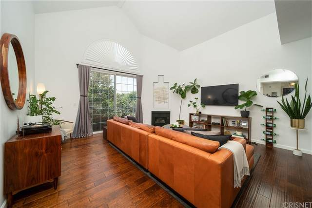 5620 Yolanda Avenue #204, Tarzana, CA 91356 (#SR21159645) :: The Laffins Real Estate Team