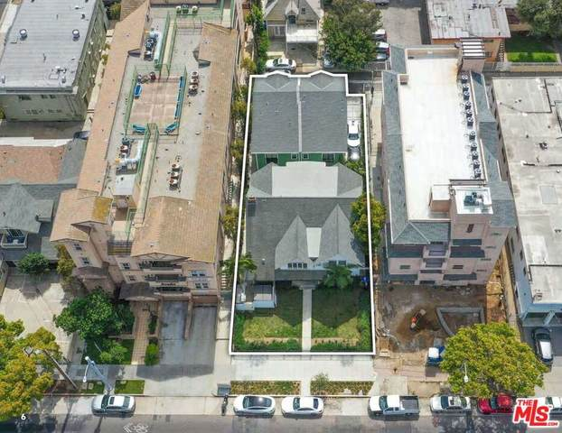 1256 W Adams Boulevard, Los Angeles (City), CA 90007 (#21763542) :: The Marelly Group   Sentry Residential